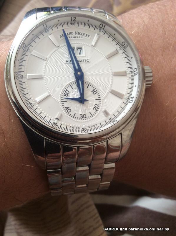 Цены на часы Armand Nicolet - chrono24comru
