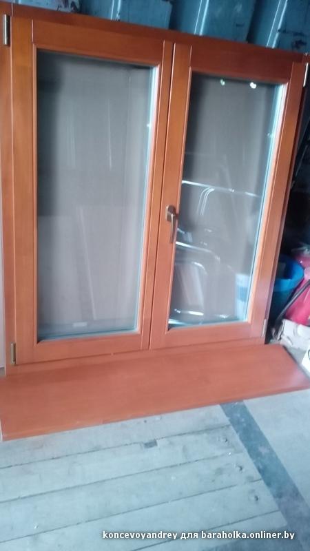 Остатки окон и балконных дверей со стеклопакетами, 3 ед. раз.