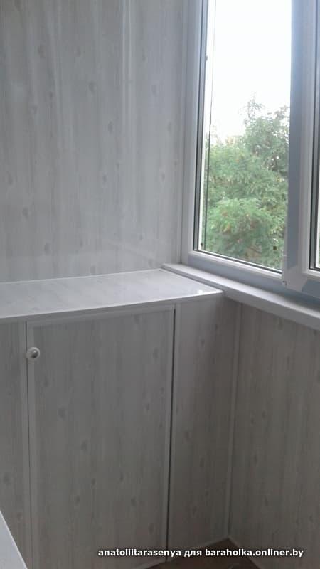 Отделка балкона лоджии - барахолка onliner.by.