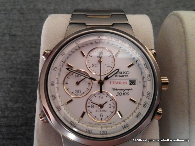 1987 Seiko SQ50 mens watch - Birth Year
