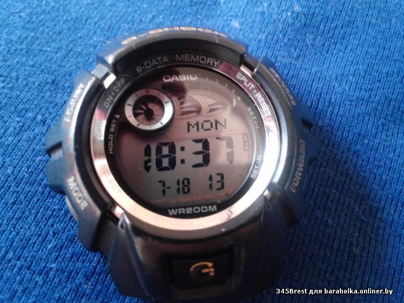 купить часы g shock g 2900 это