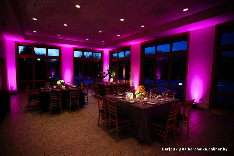 какая подсветка используется на свадьбе бесплатное гадание онлайн