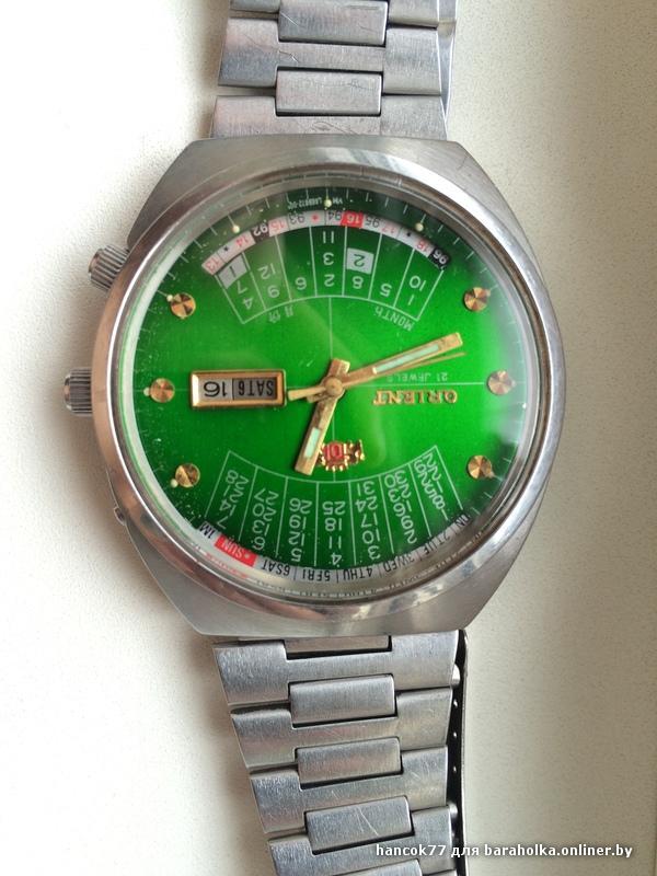 Часы orient 21 jewels стоимость
