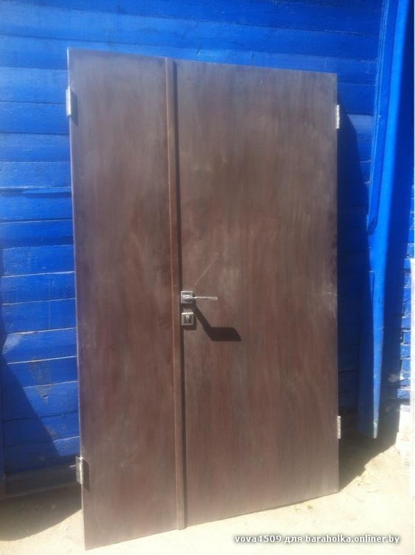 двери металлическая б 10