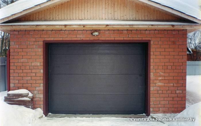 гаражные ворота усолье сибирское