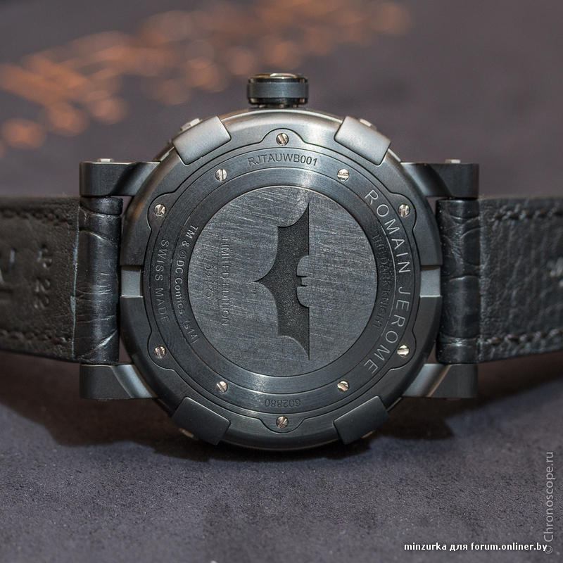 Часы Romain Jerome б/у - купить или продать часы оригинал