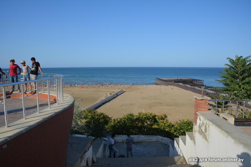 Каспийское море пляж 11