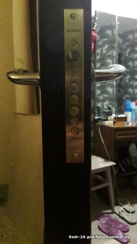 железная дверь в квартиру кунцево