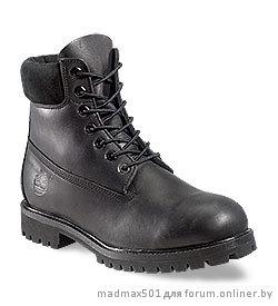 круглая эмблема на всей обуви Timberland.