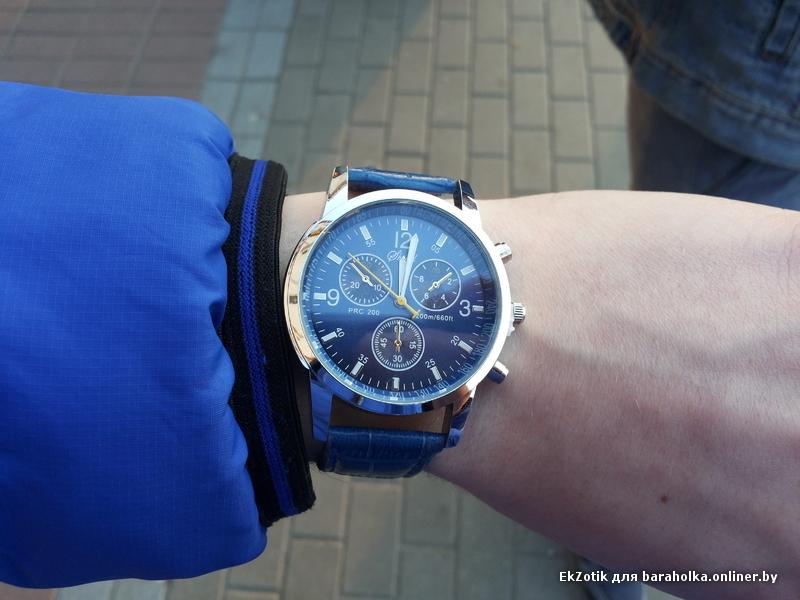 Мужские наручные часы - prwatchru