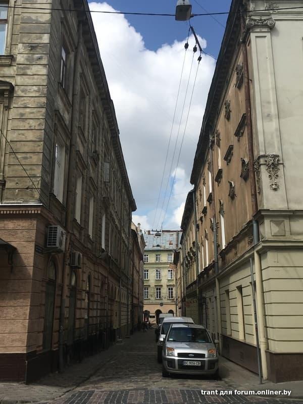 Три дня во Львове летом 2018