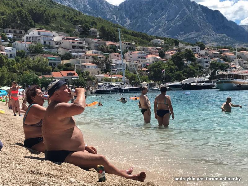 Погода в хорватии сейчас