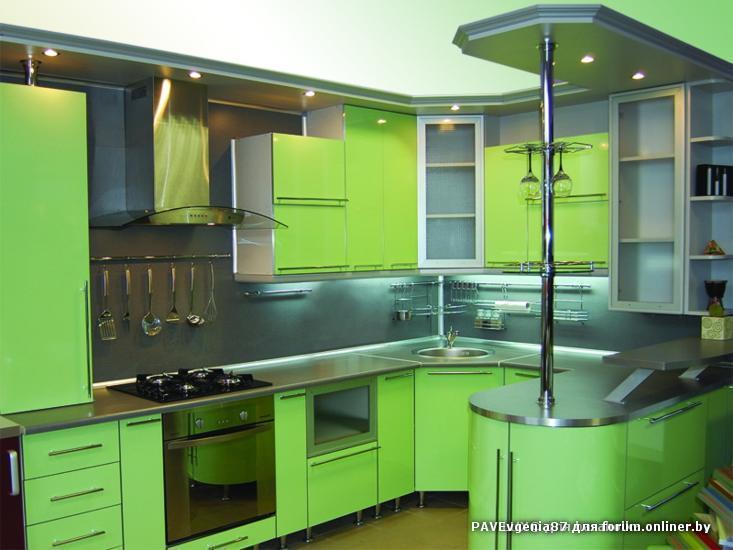 дизайн кухни на заказ.
