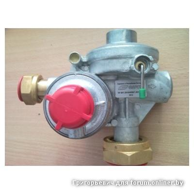 ard 25 регулятор давления газа