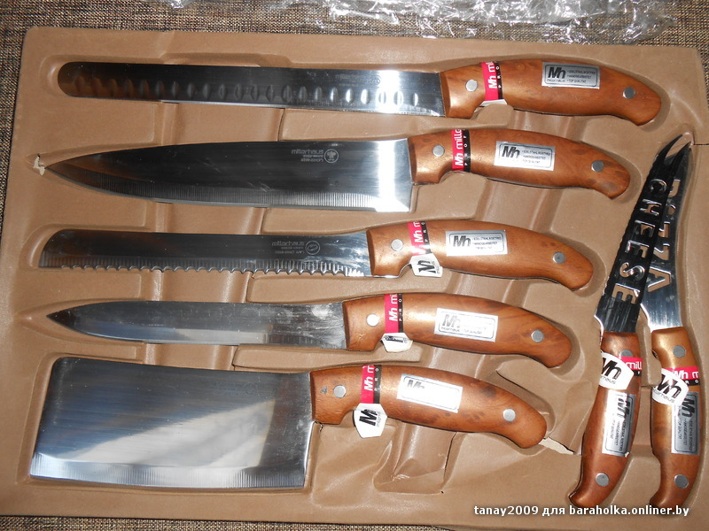 Swiss home ножи samurai отзывы