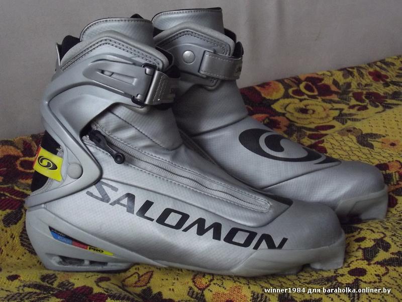 Лыжные ботинки SALOMON - Mass Sport