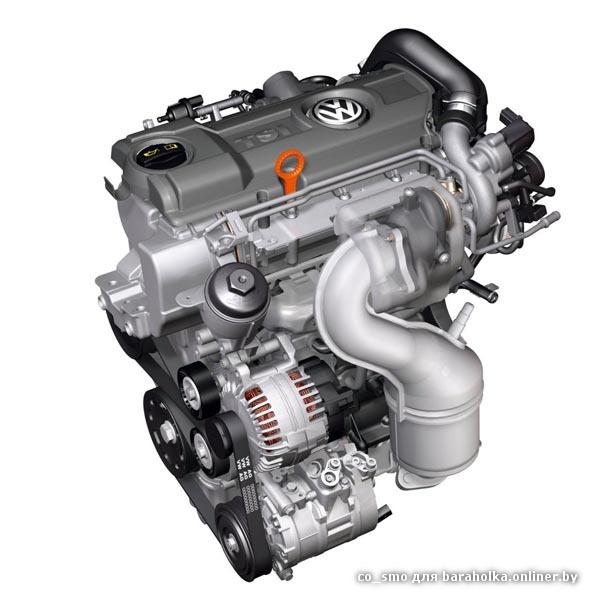 Двигатель tsi для пассата б6 96