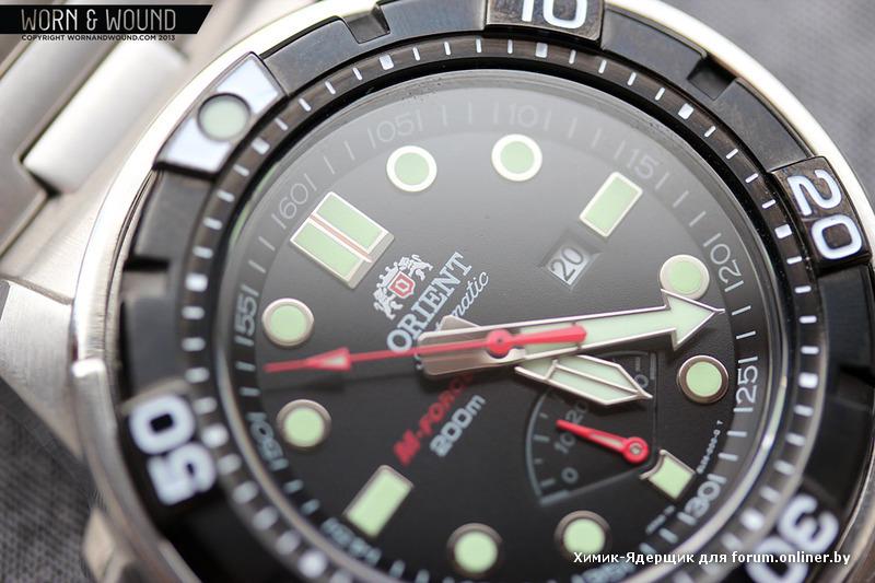 ORIENT M-FORCE - купить часы Orient M-Force