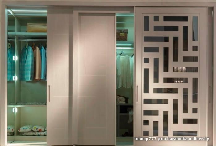 Мебель,жалюзийные двери для гардеробных и кладовых из массив.