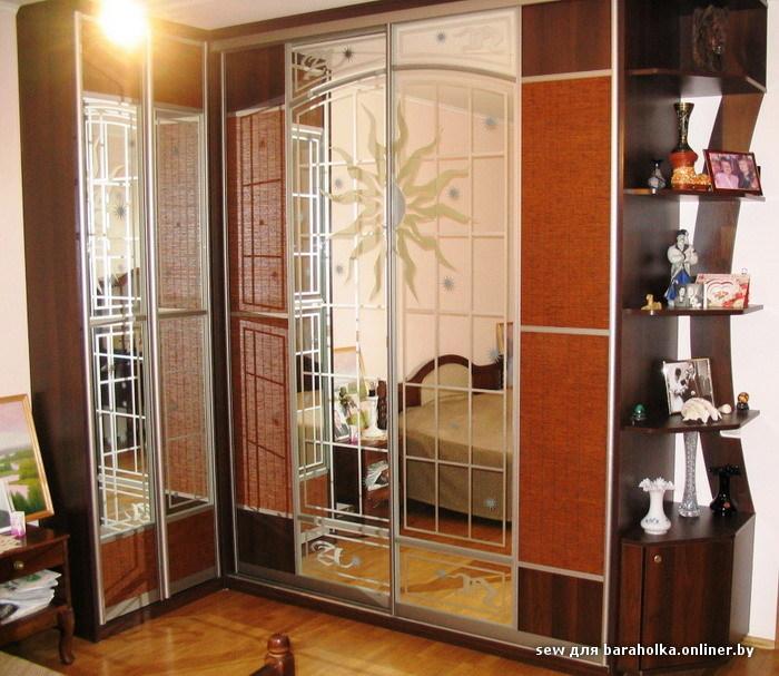 Мебель для дома (кухни, шкафы-купе, горки, корпусная мебель).