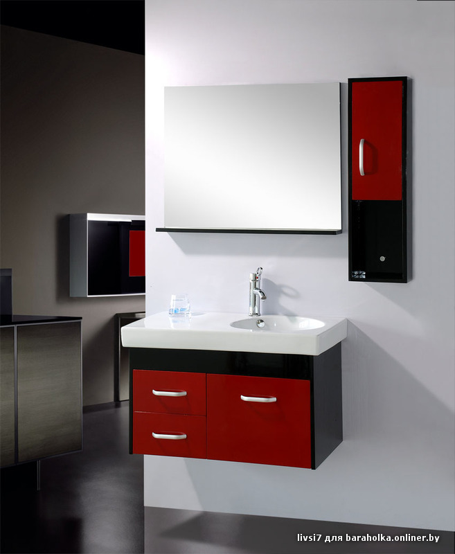 Double vanities bathrooms