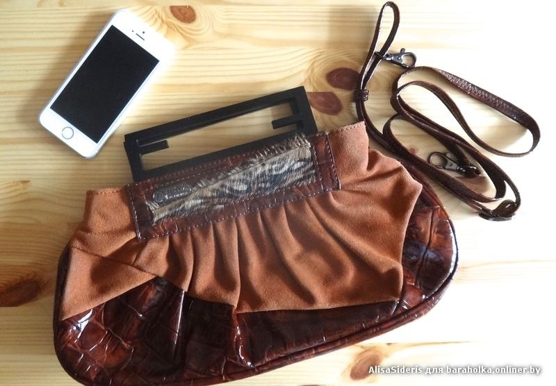 Клатчи маленькие сумочки - Клатчи FENDI - 3058 - Сумка