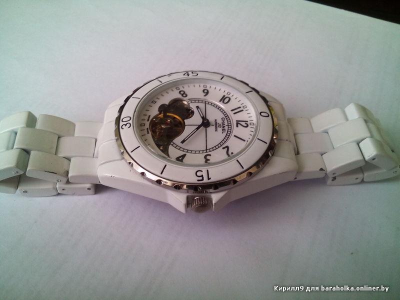 Копии женских часов chanel j12