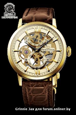 Наручные часы ориент субару