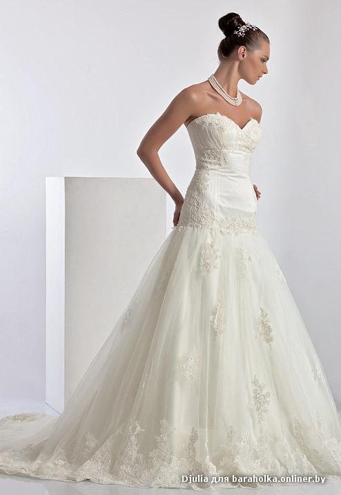 Производитель свадебных и вечерних платьев в Украине