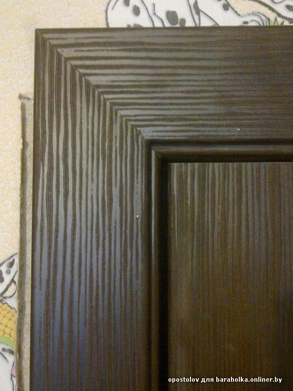 Установка мдф дверей