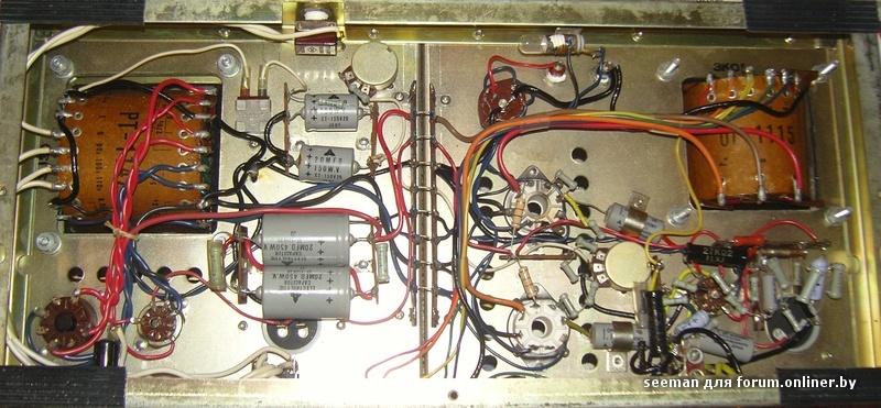 ламповые усилители расчет шунтирующий конденсатор