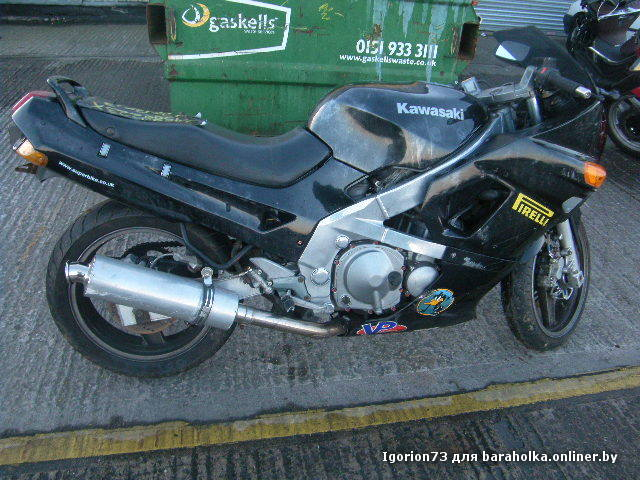 kawasaki zx6r цена мотоцикл