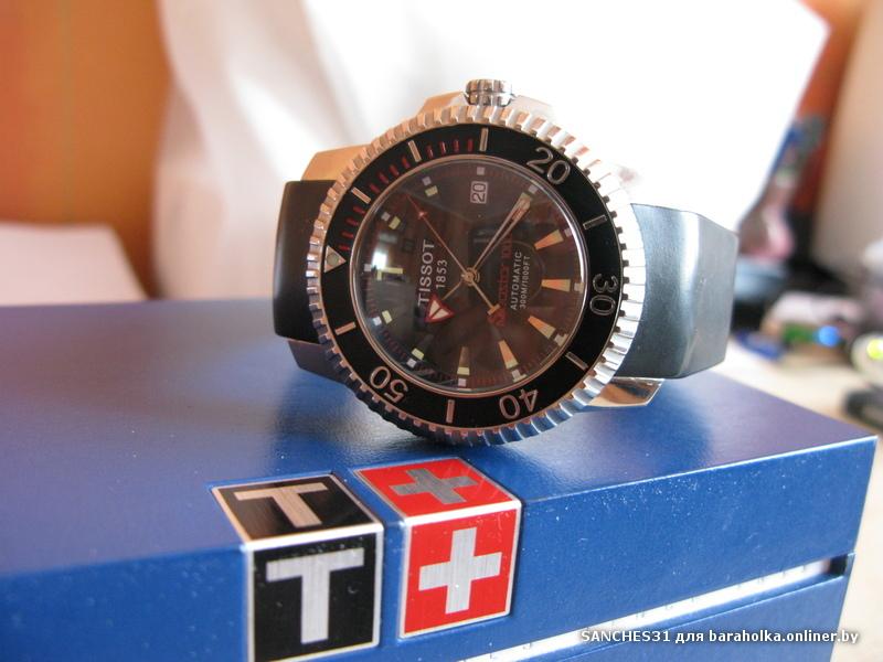 Сколько стоят часы tissot pr100
