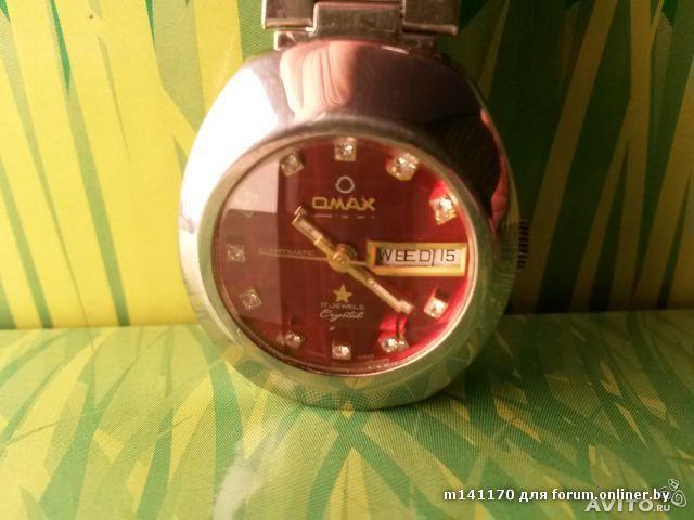 Купить часы omax crystal