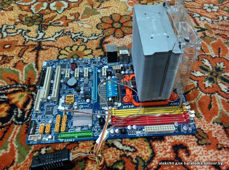 Кулер Ice Hammer IH-4350B (SocketAM2/754/939/940/LGA775)