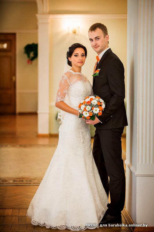 Свадебные платье на рост 160