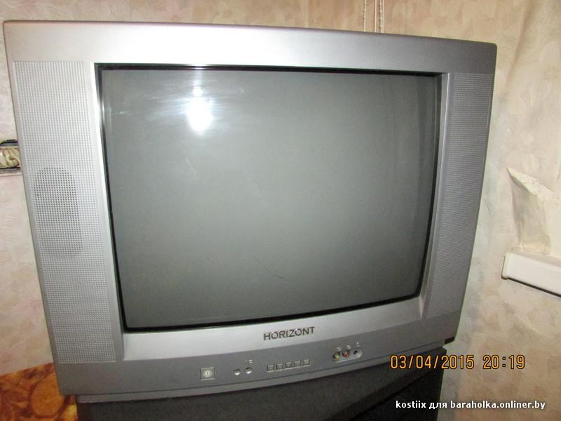 Продаю телевизор Horizont б/у,