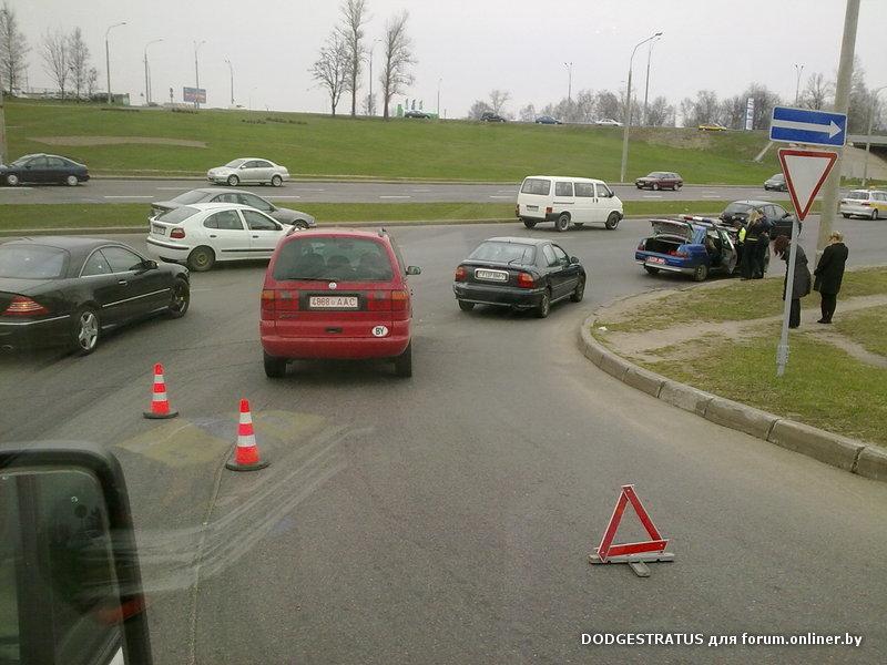 ДТП Минск 23 апреля 2011