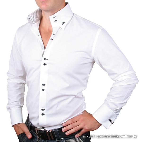 6b95e31cbe9 Рубашки С Высоким Воротником Мужские Фото