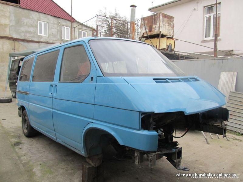 Кузов на транспортер т4 кунцево транспортер