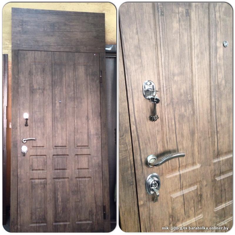 двери металлические от взлома