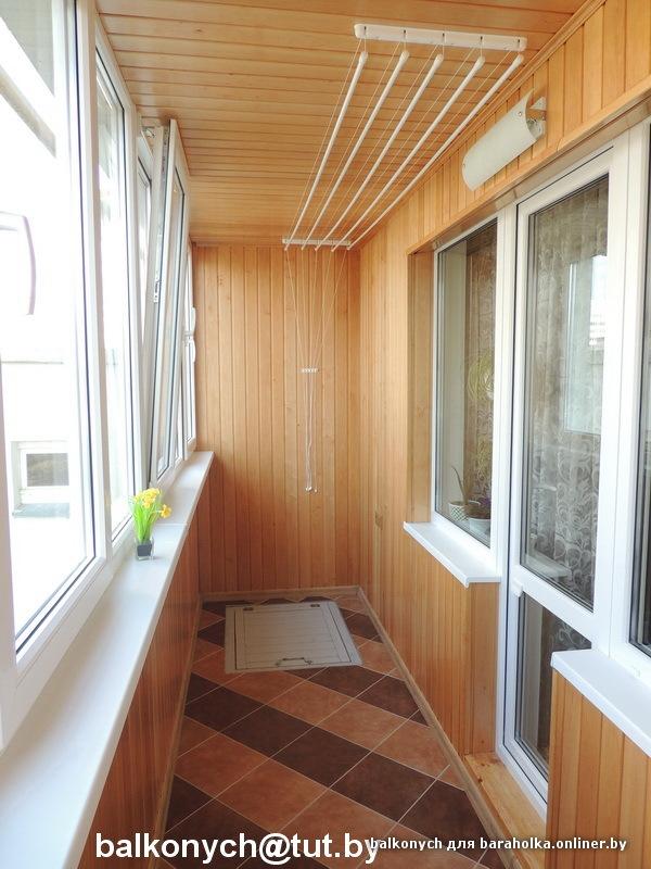 Качественное утепление и отделка балконов и лоджий - барахол.