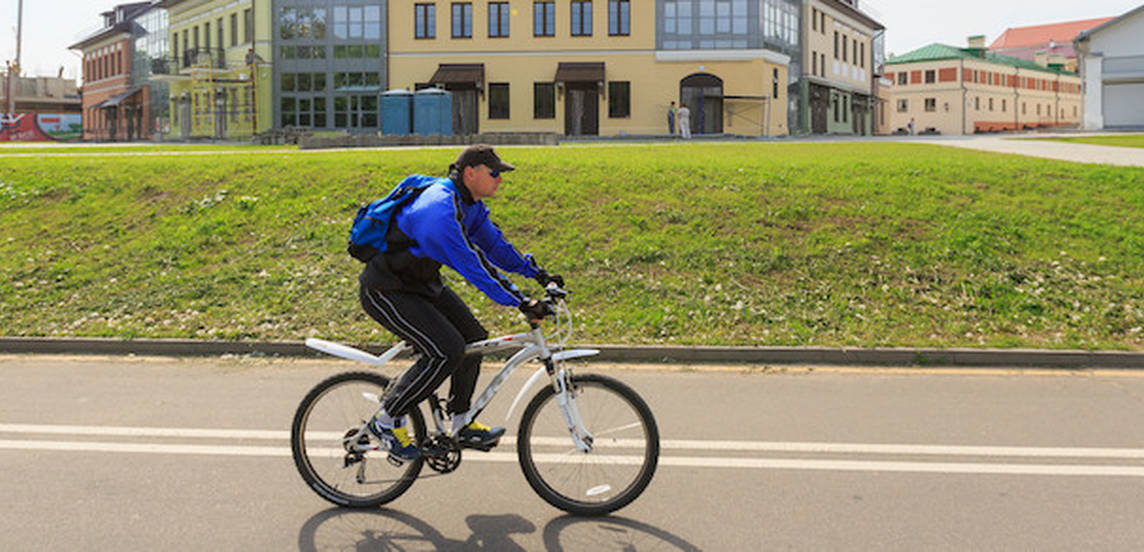 Мнение: нечего тратить деньги на велодорожки — велосипедисты этого не ценят
