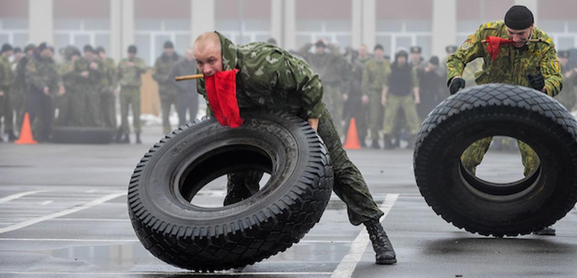 Мнение: армия — вещь хорошая, мозги вправляет