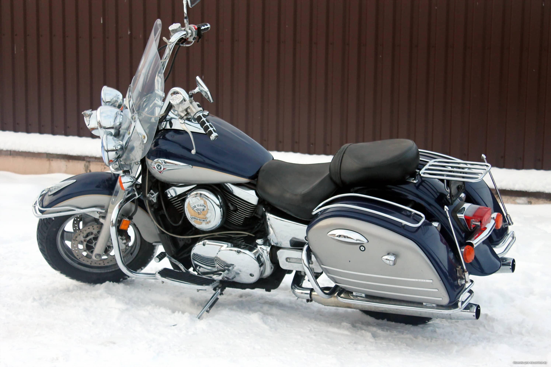 купить Kawasaki Vulcan Vn1500 Nomad 2003 гв 22 000 км минск