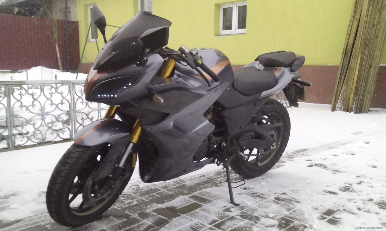 Мотоциклы рейсер в Минске #5