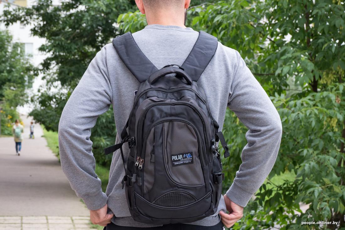 ab3e56ab4a9b Многие жители нынешней Беларуси оканчивали школу с этими рюкзаками. На  рынке до сих пор много экземпляров с разъемом для наушников и специальным  карманом ...