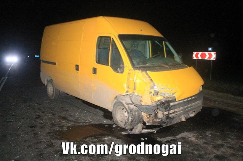 Авария в Щучинском районе: ребенок с серьезной травмой в реанимации