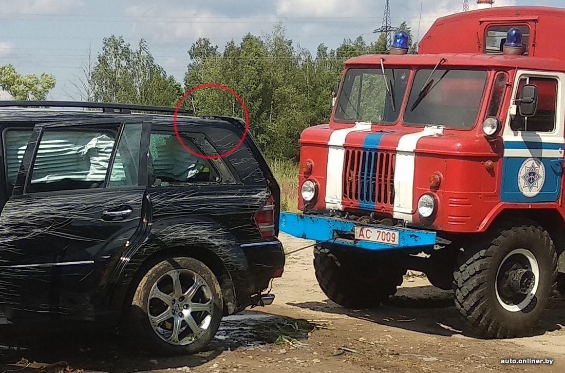 Продолжается суд по делу о ДТП с Mercedes, ехавшим с 9 пассажирами и вылетевшим в водоканал