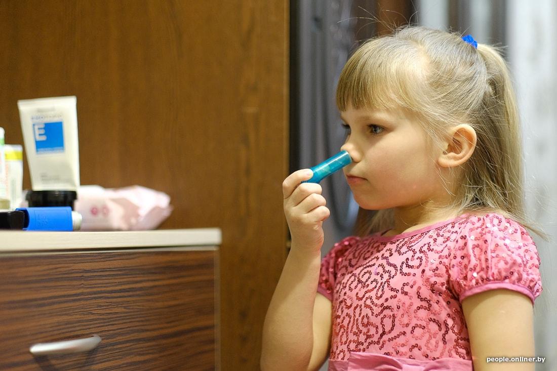 Чем опасно лето для астматиков